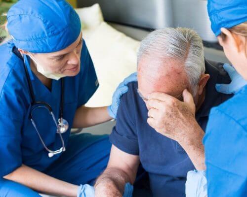 Роль сімейного лікаря в реабілітації після інсульту